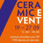 Ceramic Event 7 affiche 30 x 45