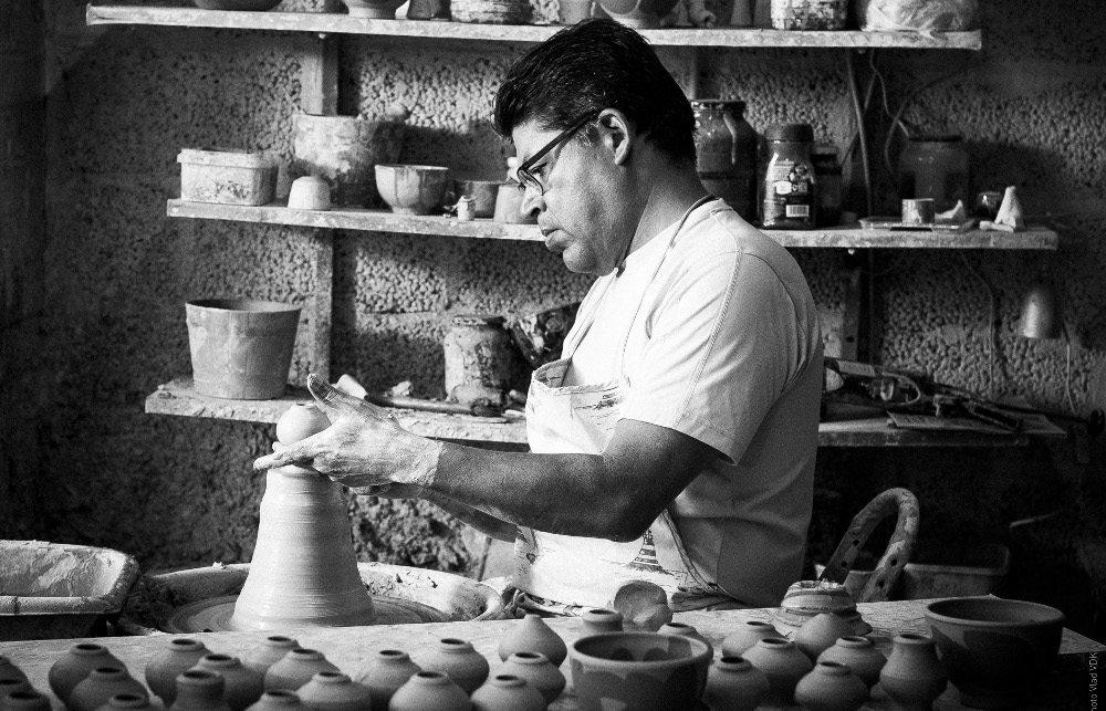 Atelier TIERRA VIVA   Chema Lopez