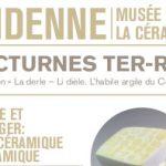 Nocturne «A boire et à manger : de la céramique au cramique»