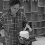 Workshop : Valérie Ceulemans / Décors sur terre blanche