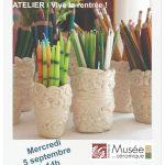 Atelier Découverte – Vive la rentrée !