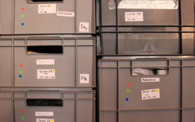 Quand les collections et les réserves font peau neuve…