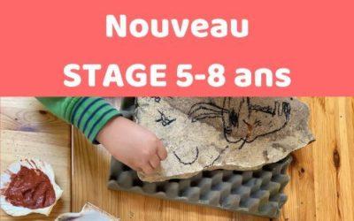 | ANNULÉ -COVID19 | STAGE PREHISTO'FUN à L'Espace muséal d'Andenne