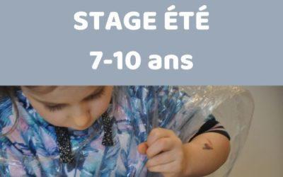 STAGE ÉTÉ > 7-10 ans > FUN'CERAM